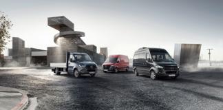 A Mercedes-Benz Vans celebra a manutenção da liderança no segmento de Large Vans (3,5 a 5 toneladas) no Brasil.