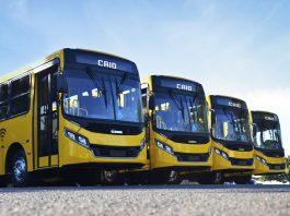 A Imperial Transportes, vencedora de um dos processos licitatórios da cidade de Araucária, no Paraná, acaba de concretizar a compra de 24 novos Apache VIP
