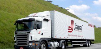 A Jamef, especialista em cargas fracionadas, terminou o semestre concluindo importantes movimentos de expansão. No período, a empresa celebrou a inauguração