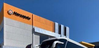 A Marcopolo, fabricante de carrocerias no País, abre uma nova filial na cidade de São José, no estado de Santa Catarina. Com isso, a empresa chega a sua quinta filial