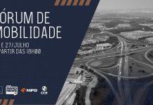O Grupo Bandeirantes e o Grupo CCR promoverão uma conversa de alto nível sobre as tendências, melhorias e inovações para o setor de mobilidade urbana.