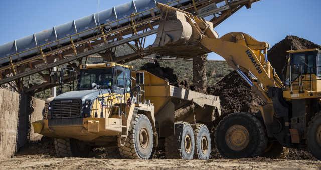 Nos próximos meses, a mineradora Vale deve colocar em operação 10 caminhões autônomos em Carajás (PA). A frota irá operar definitivamente, fora da estrada.