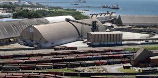 No Paraná, a quantidade de vagões e o volume de cargas movimentadas por ferrovia aumentaram 18,9% no primeiro semestre, em comparação com 2020.