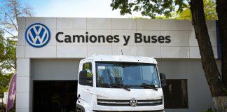 A Volkswagen Caminhões e Ônibus acaba de enviar os primeiros Delivery Express e Delivery 4.160 para Honduras. Assim, ampliando seu portfólio