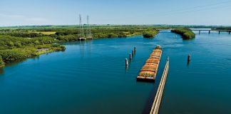 O setor aquaviário prevê perda de R$ 3 bilhões com a paralisação do transporte de cargas na Hidrovia Tietê-Paraná, iniciada na última sexta (27).