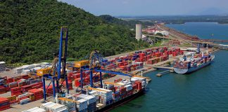 A Companhia Docas do Rio de Janeiro (CDRJ) movimentou 5,7 milhões de toneladas em julho deste ano. O resultado superou a média do primeiro semestre do ano.