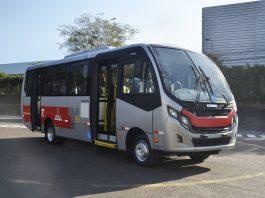 A Allibus Transportes acaba de adquirir 37 micro-ônibus F2400, produzidos pela Caio. Os veículos serão utilizados pela operadora no Sistema de Transporte