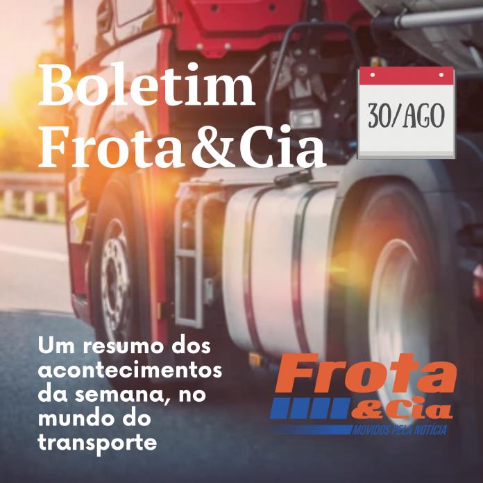 Em menos de dez minutos, o Boletim Frota&Cia te informa de tudo sobre o setor