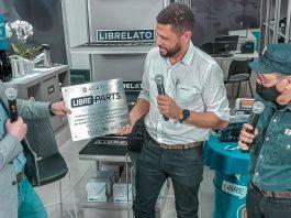 A Librelato inaugurou nos últimos dias mais duas Libreparts, loja de peças da marca com um conceito premium. As lojas foram criadas com o objetivo de vender toda