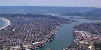 A Santos Port Authority (SPA), administradora do Porto de Santos, planeja ampliar sua área terrestre de 8 km² para 14 km².