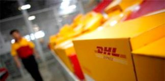 """A DHL acaba de lançar uma campanha global para fortalecer sua posição de liderança no e-commerce. Tema é """"A DHL ajuda os lojistas a dar conta dos cliques""""."""
