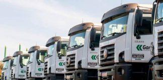 A Transportadora Garbuio acaba de receber um lote de 43 caminhões da nova família de extrapesados da Volkswagen Caminhões e Ônibus (VWCO).A Transportadora Garbuio acaba de receber um lote de 43 caminhões da nova família de extrapesados da Volkswagen Caminhões e Ônibus (VWCO).