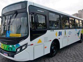 A Viação Vaz acaba de renovar sua frota com a compra de 10 ônibus Marcopolo com chassi Mercedes-Benz. A empresa opera na cidade de Santo André