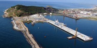 Porto de Imbituba ultrapassa, pela primeira vez, 700 mil toneladas movimentadas em um único mês e o resultado operacional de julho foi o melhor.