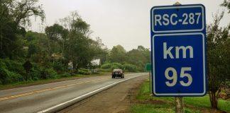 A partir do próximo dia 31, terça-feira, os valores das tarifas de pedágio da rodovia RSC-287 serão atualizados. Com isso, a concessionária Rota de Santa