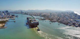 O complexo portuário de Itajaí e Navegantes registrou um aumento de 34% na movimentação de cargas em julho, na comparação ao mesmo mês de 2020.