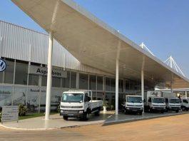A Volkswagen Caminhões e Ônibus acaba de ampliar seu portfólio de caminhões na Angola, país localizado na África Central. A companhia levará ao país todos