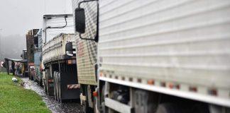 O Ministério da Infraestrutura, com base em informações da Polícia Rodoviária Federal (PRF), realizou uma nova atualização da situação das rodovias no país.