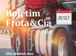 Boletim Semanal Frota&Cia já disponível em todas as plataformas