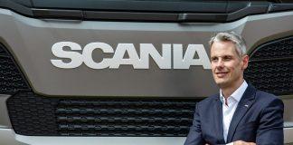 Fábio Souza é o novo vice-presidente e diretor-geral das operações comerciais da Scania no Brasil. A partir de 1 de outubro, Souza sucederá a Roberto Barral
