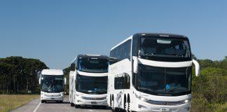 A Scania segue otimista com o mercado de ônibus no segundo semestre de 2021 e também para o ano de 2022 com uma retomada gradual de vendas