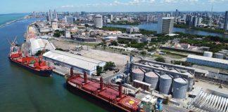 Porto do Recife registra aumento de 80% na movimentação das cargas de agosto, em comparação com o ano passado. O porto finalizou o mês com 23 atracações.