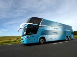 De olho na retomada do transporte rodoviário de passageiros, em função do avanço da vacinação no país, a Volvo apresentou sua nova geração de chassis p