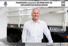 O diretor geral da Randon Implementos comenta o mercado de implementos rodoviários em 2021 e as perspectivas para 2022