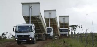 O Governo de Mato Grosso do Sul divulgou na edição do DOE (Diário Oficial do Estado) desta terça-feira (21), dois extratos de contratos Granfer Caminhões