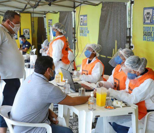 O programa Saúde na Estrada chega ao interior do Rio de Janeiro e São Paulo após passar pelo estado de Minas Gerais. Até sexta (24).