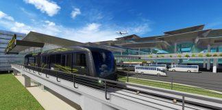 O Governo Federal e a Gru Airport assinaram, nesta quarta (8), o termo aditivo ao contrato de concessão que obriga a construção e operação do APM.