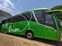 A Orion Transportes, empresa paulista que atua há mais de 20 anos no setor de fretamento contínuo e eventual, acaba de colocar em operação