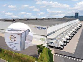 A Ativa Logística, um dos maiores operadores logísticos do país, acaba de iniciar um projeto piloto com caminhões que receberam a instalação de placas solares.