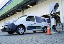 A Princesa dos Campos Encomendas, empresa do grupo Expresso Princesa dos Campos, em parceria com a Renault, está iniciando o teste com um carro