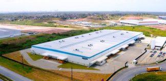 A Amazon, em sequência a sua expansão de operações no Brasil com o novo Centro de Distribuição localizado em Cabo de Santo Agostinho, Pernambuco.