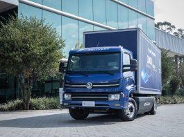 A VW Caminhões e Ônibus acaba de lançar o consórcio e-Delivery, primeiro do tipo no país para caminhões elétricos. As parcelas são a partir de R$ 9.815