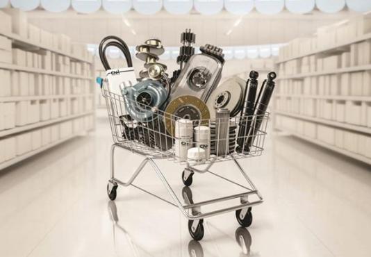 """A IVECO inicia sua 9ª edição da campanha """"Festival de Peças"""", que reúne ofertas de mais de 130 itens de manutenção. A promoção incui peças genuínas e"""