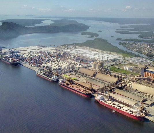 Os portos do Paraná movimentaram 44,5 milhões de toneladas de cargas de janeiro a setembro. Esse volume tem influência do aumento da carga geral.
